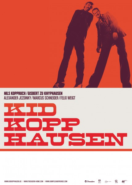 Kid Kopphausen - Kid Kopphausen I - Poster