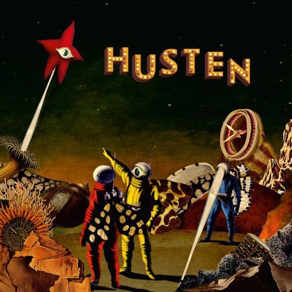 "Husten - Self Titled - Vinyl EP 12"""