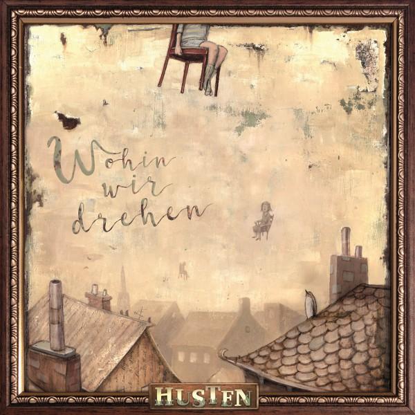 """Husten - Wohin wir drehen - Vinyl EP 12"""""""