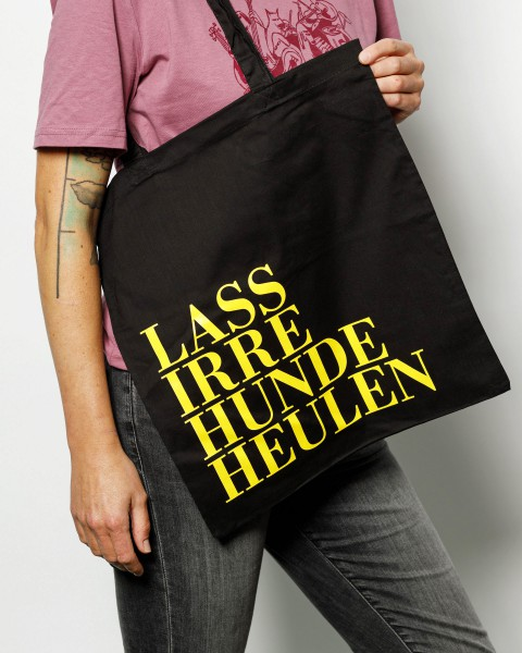 Gisbert zu Knyphausen & Kai Schumacher - Lass irre Hunde heulen - Beutel